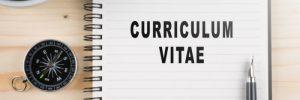 los espacios en blanco en el currículum vitae