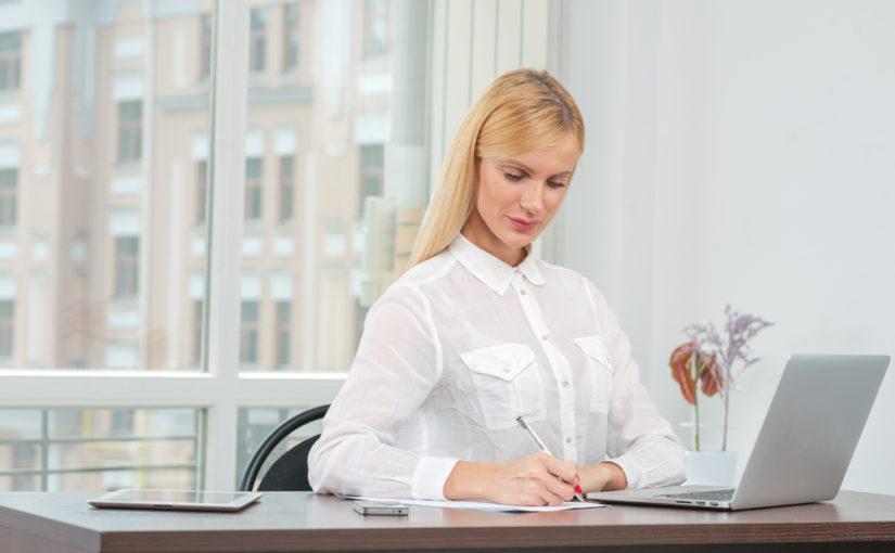 Cómo redactar una carta de presentación para cambiar de trabajo